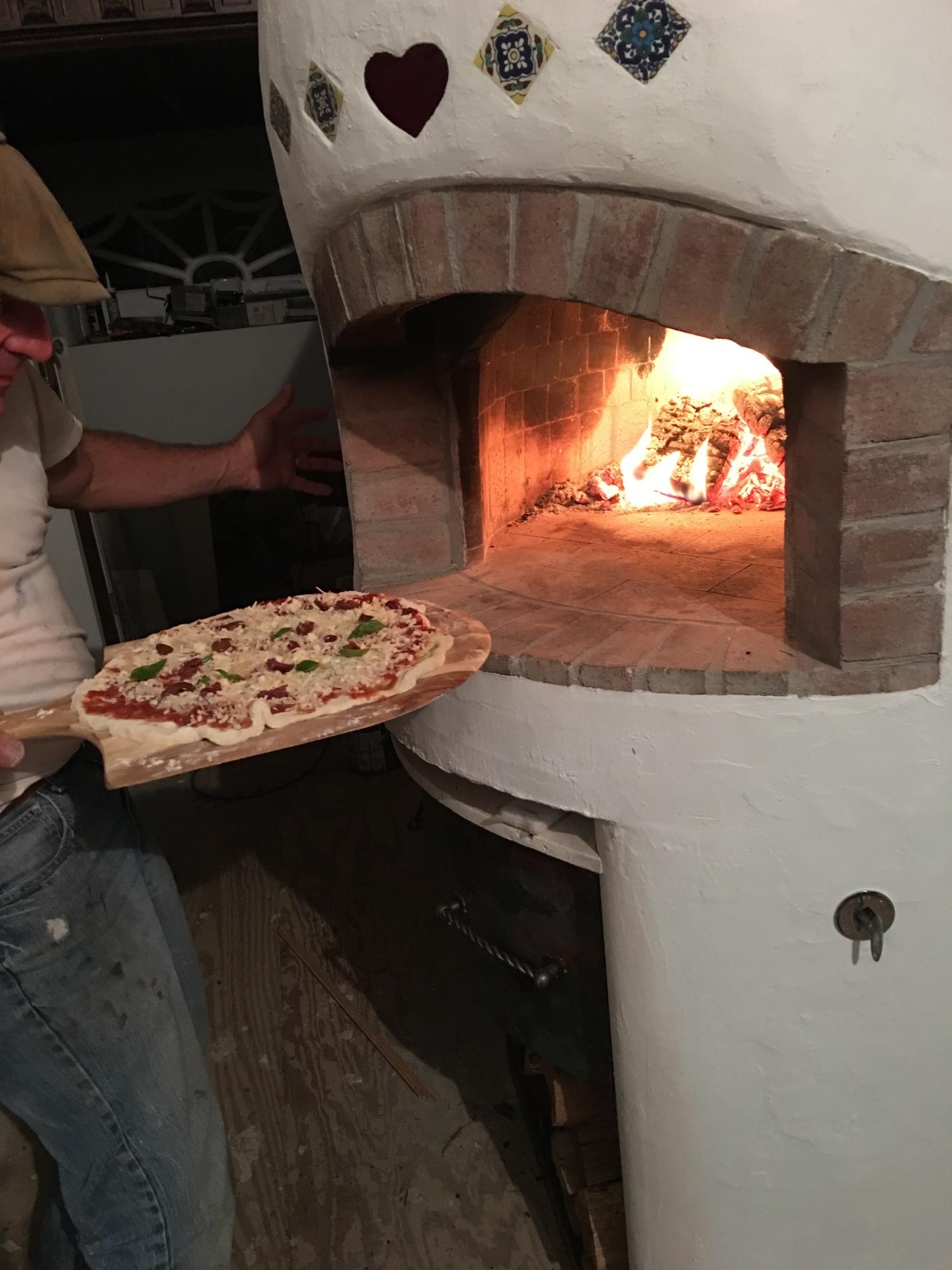 Perfecting 🍕 pizza 🔥