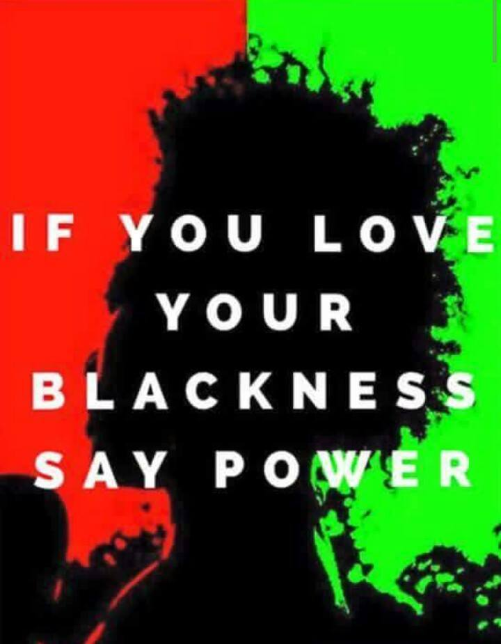 Don't Invalidate My Blackness