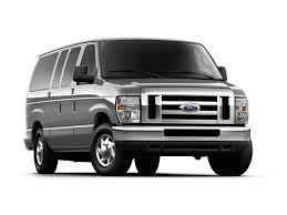 14 Passenger Van Service