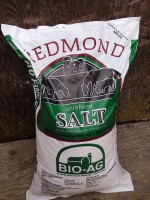 Redmond natural trace mineral salt