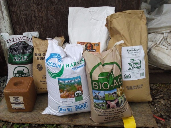 Bio-Ag animal feed supplements