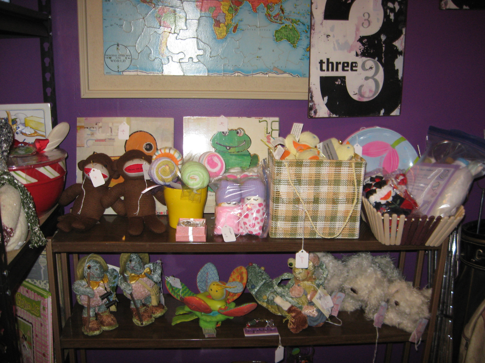 Assorted Baby Gifts