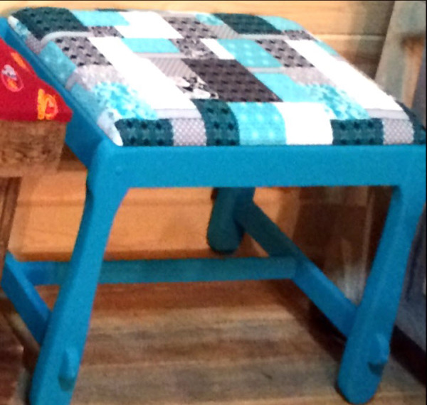"""Chalk Board"" Bench (Submit Contact info on Contact us page)"