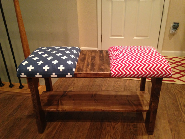Veterans Day Bench (Submit Contact info on Contact us page)