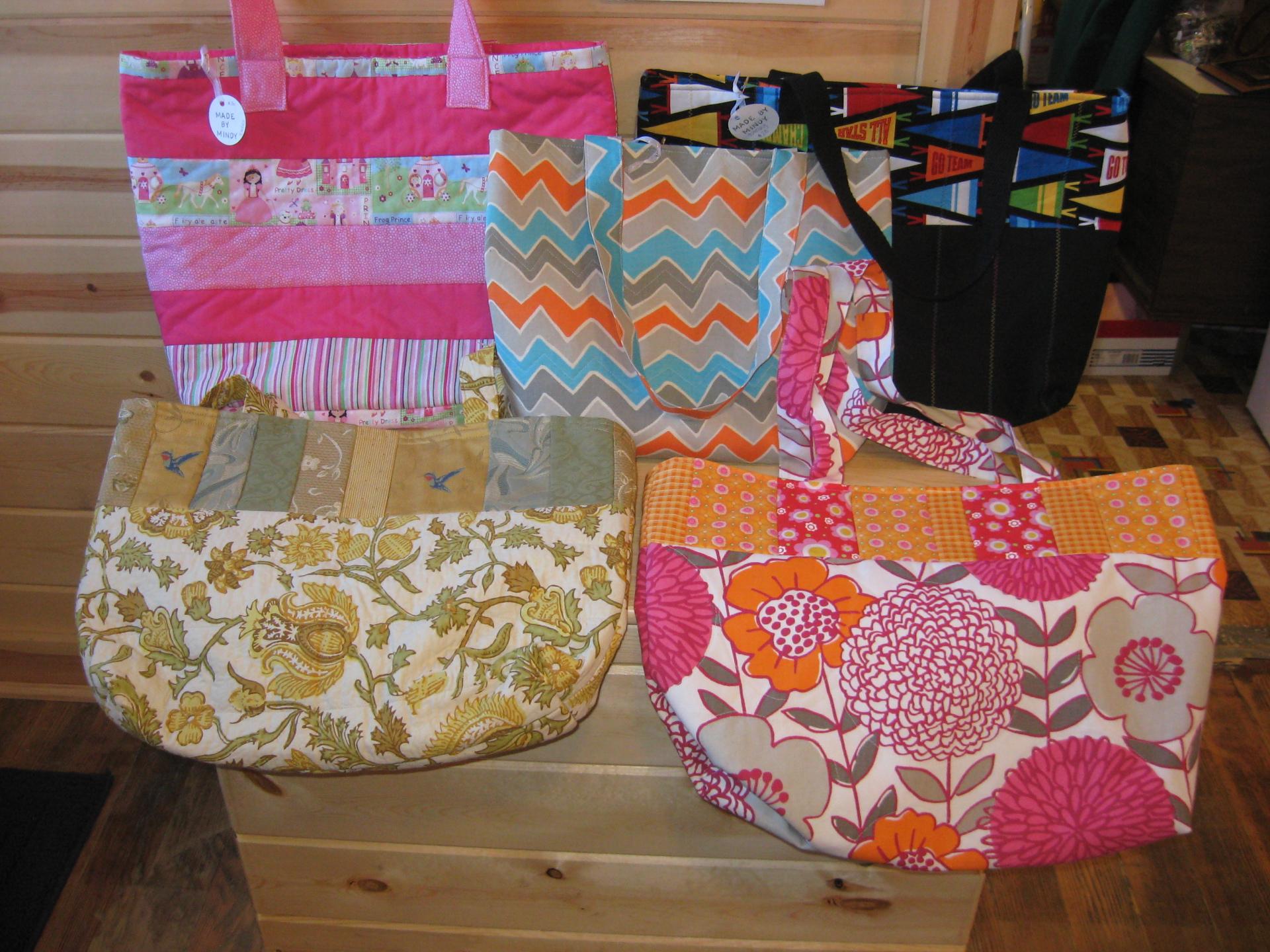 Homemade Bags $25-$30/Each