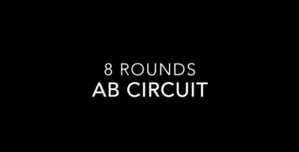 Quick 8 round Ab Circuit