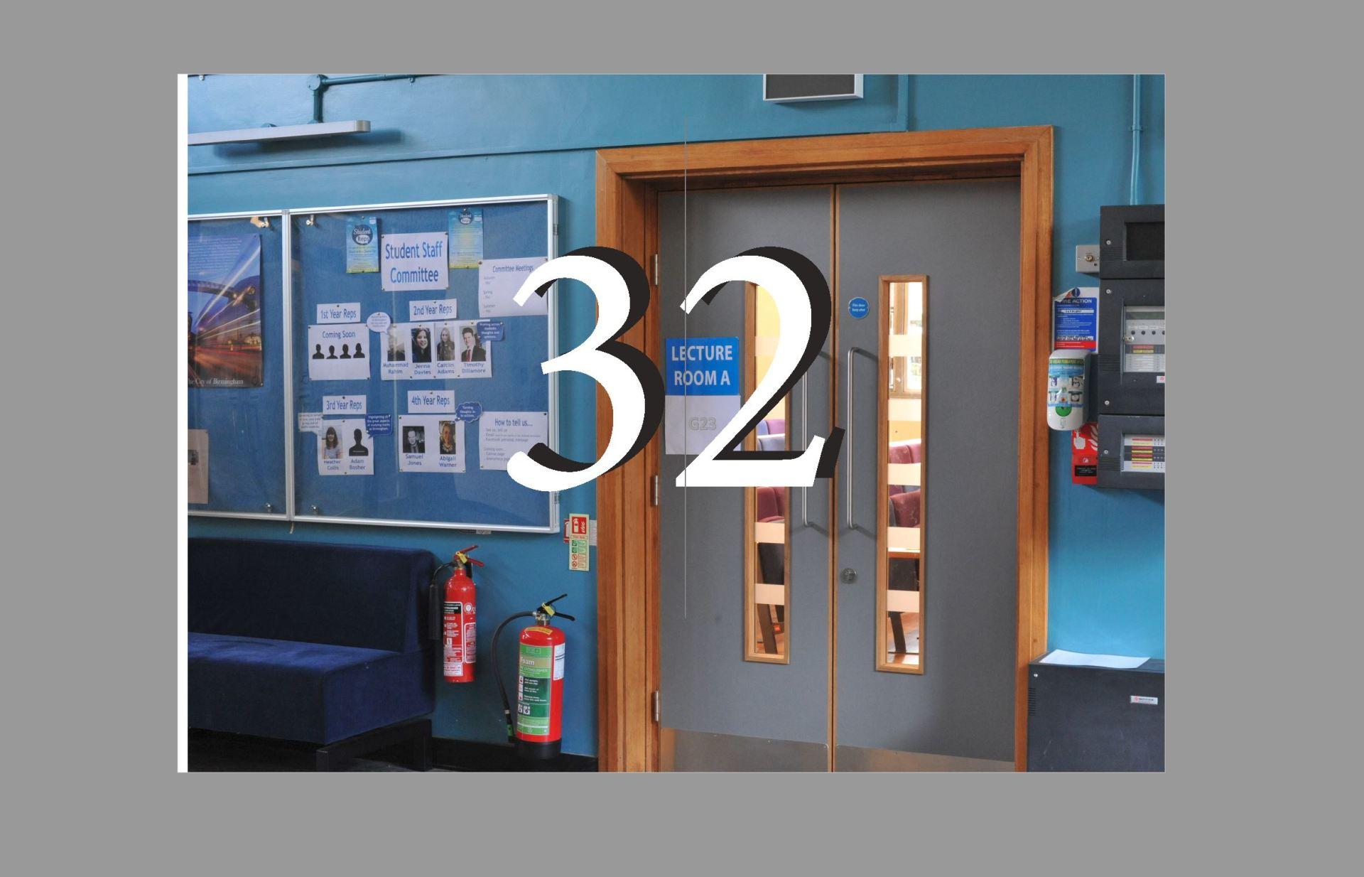 32 Reasons why laminate doors get a big thumbs up...