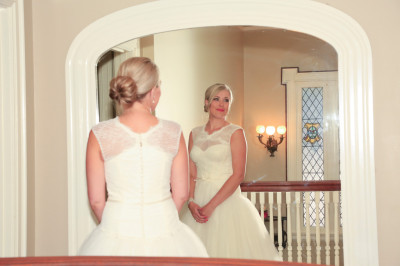 Wedding Grant Humphries Mansion