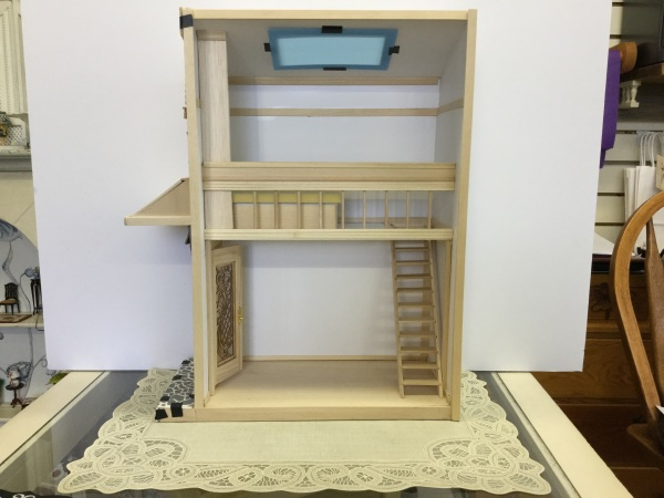 Raised Roof Cottage w/skylight $70