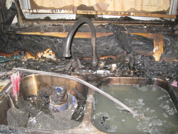 Fire restoration, fire damamge and repair