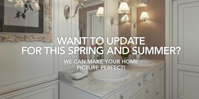 Spring & Summer Remodeling