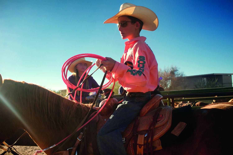 Wickenberg High School Rodeo