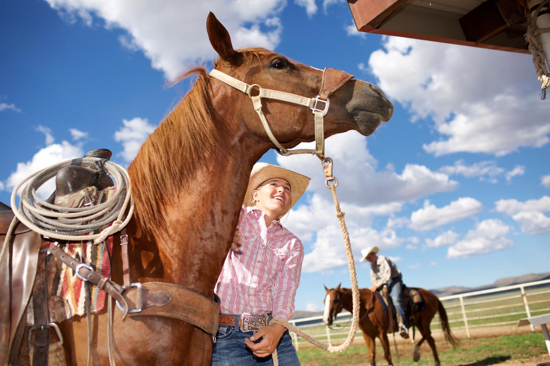 Bailey Kimball, 17, CV Ranch, Paulden AZ