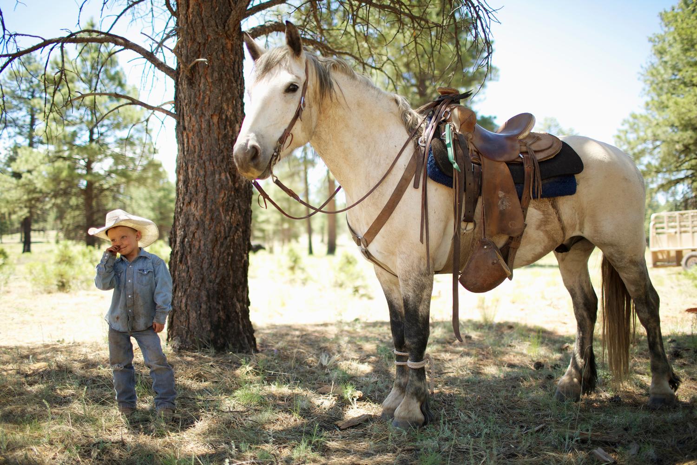 Cade Rodgers, 4, Grand Canyon Ranches, Vallee AZ