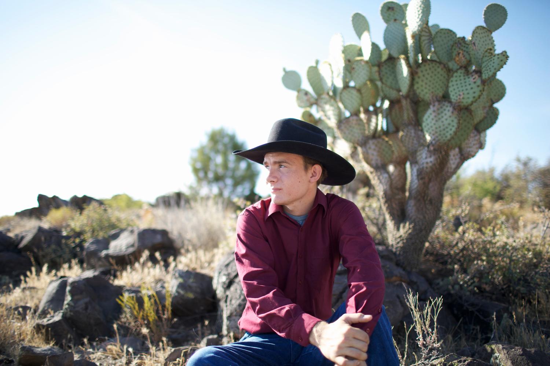 Gavin Birkemeyer, 18, Dugas Ranch, Dugas AZ
