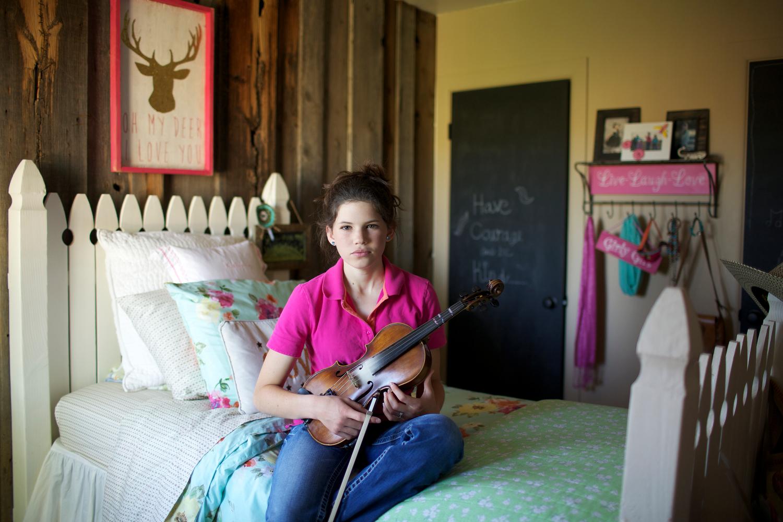 Katherine Westlake,14, Babbitt Ranches, Flagstaff AZ