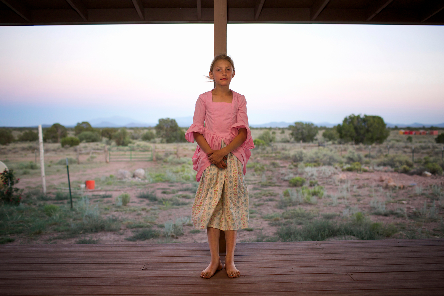 Shayla Rodgers, 10, Grand Canyon Ranches, Vallee AZ