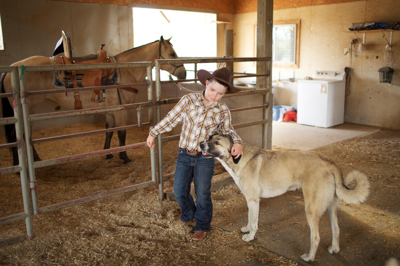 Tallen Simpson, 11, Chino Valley AZ