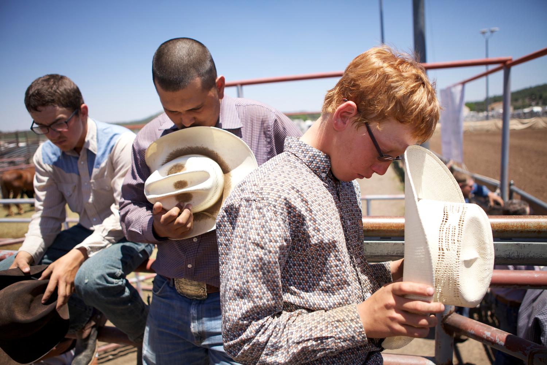 Ben Ben Balow, 13, Skull Valley, AZ