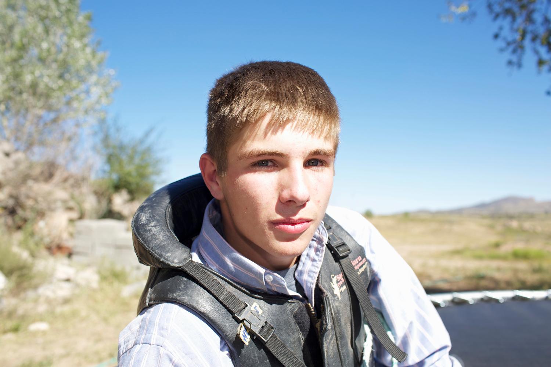 JC Mortensen, 16, Paulden, AZ
