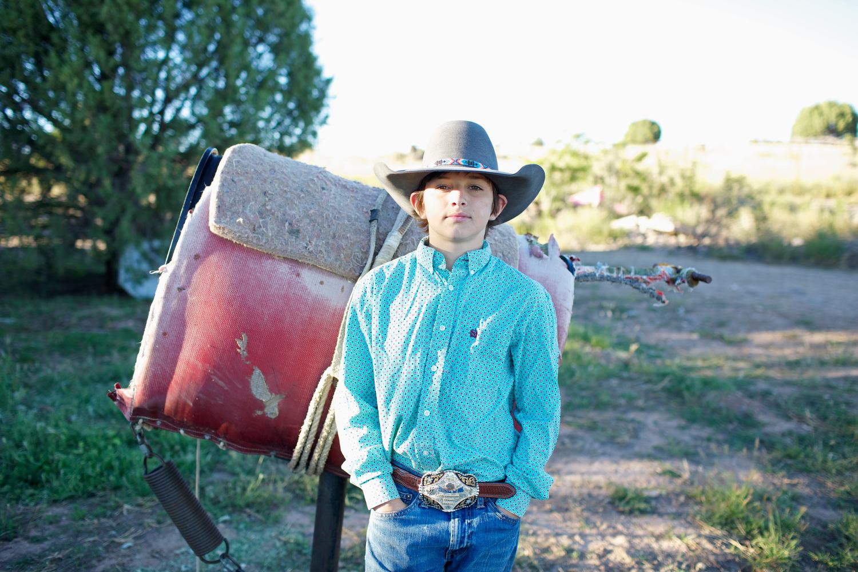 Jaxton Mortensen, 12, Paulden AZ