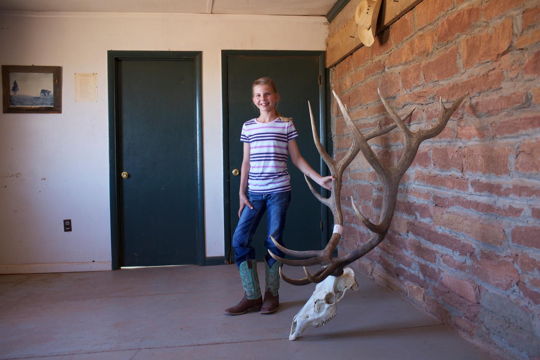 Rebecca Westlake, 12, Flagstaff, AZ
