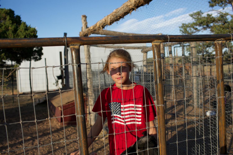 Shayla Rodgers, 10, Vallee, AZ