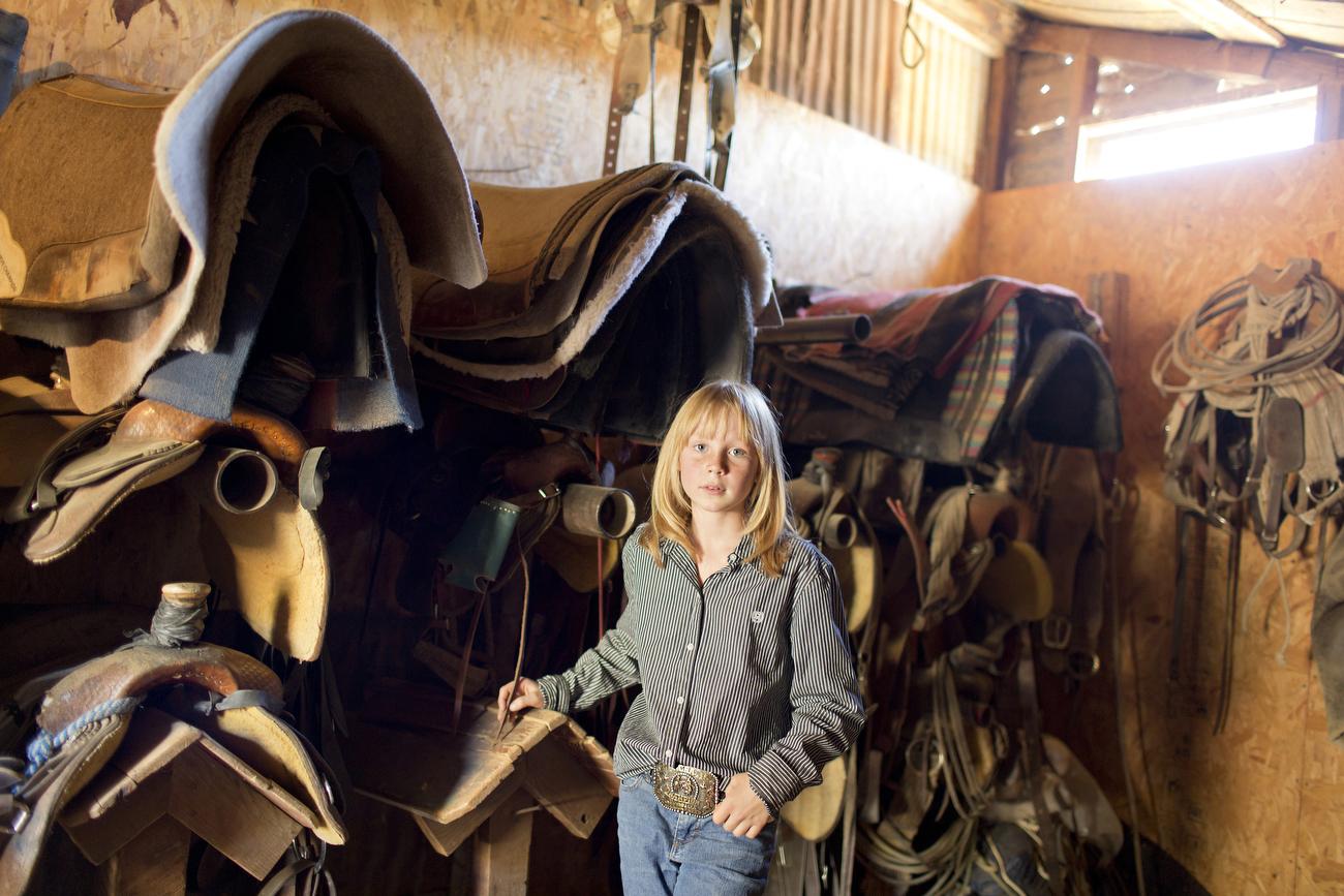 Devyn Blackmore, Blackmore Ranch