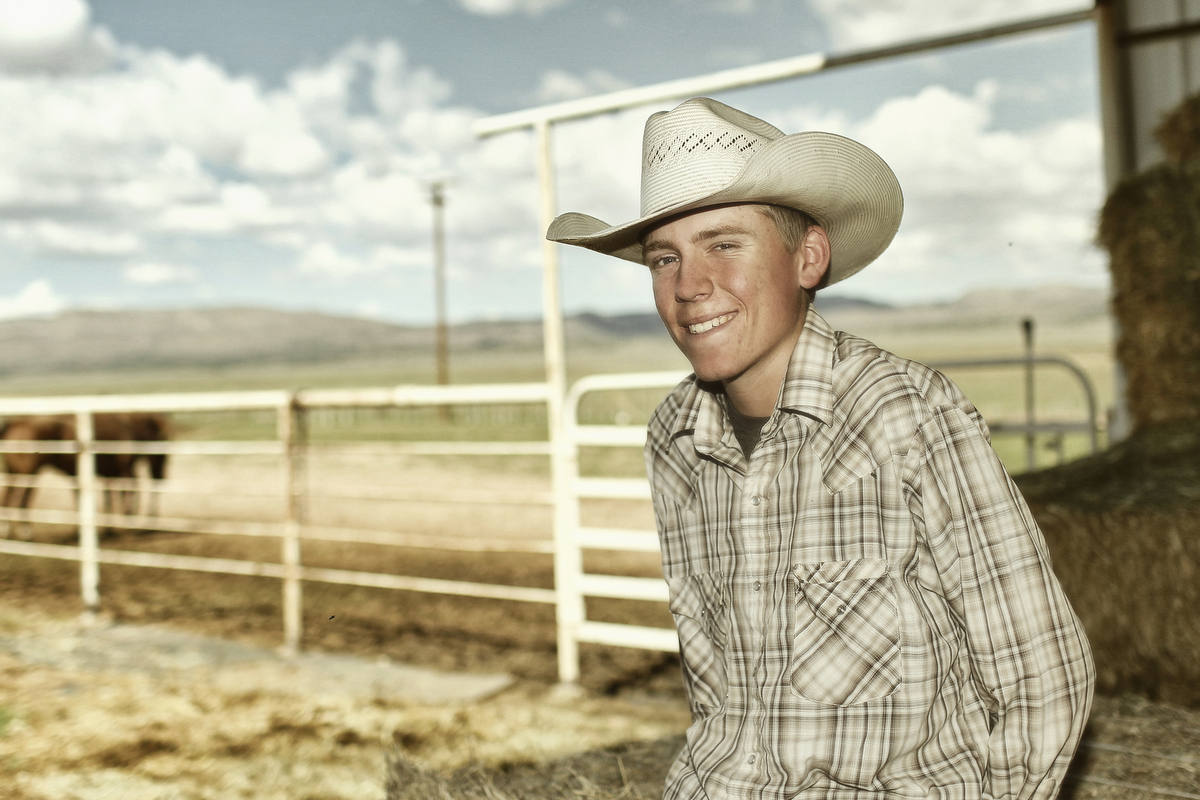 Ben Pat Kimball - CV Ranch