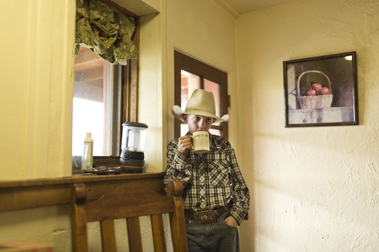 Truline Johnston - La Cienega Ranch