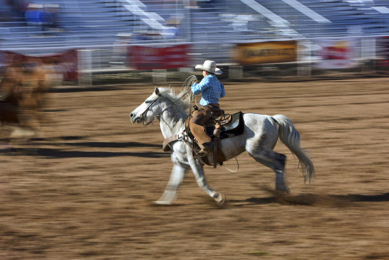 Ketch Kelton - Prize winning rodeo roper