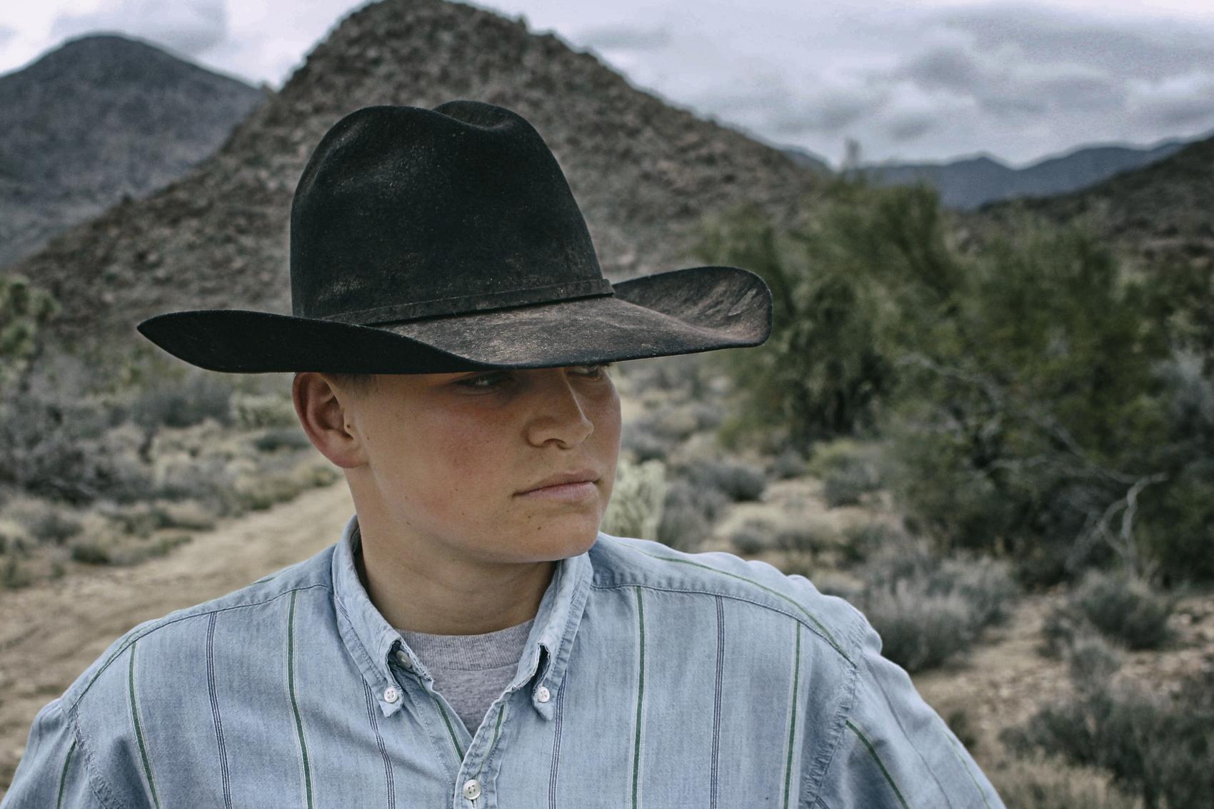 Charlie Johnston - La Cienega Ranch