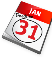 The January Deadline Is Approaching