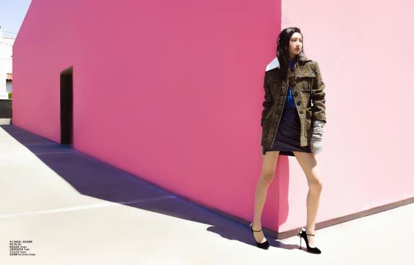 【Femina China】September fashion Issue. Editorial.