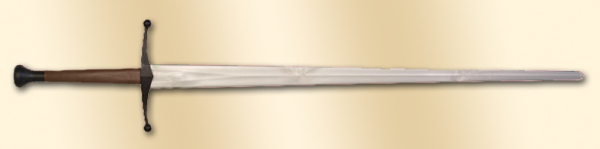 Review:  The Rawlings Synthetic Longsword, AKA Hit or Miss