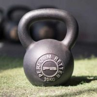 Something Your Program Could be Missing: The Kettlebell Bottoms Up Press