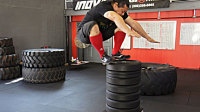 Box Jumps: No You're Not Jumping That High