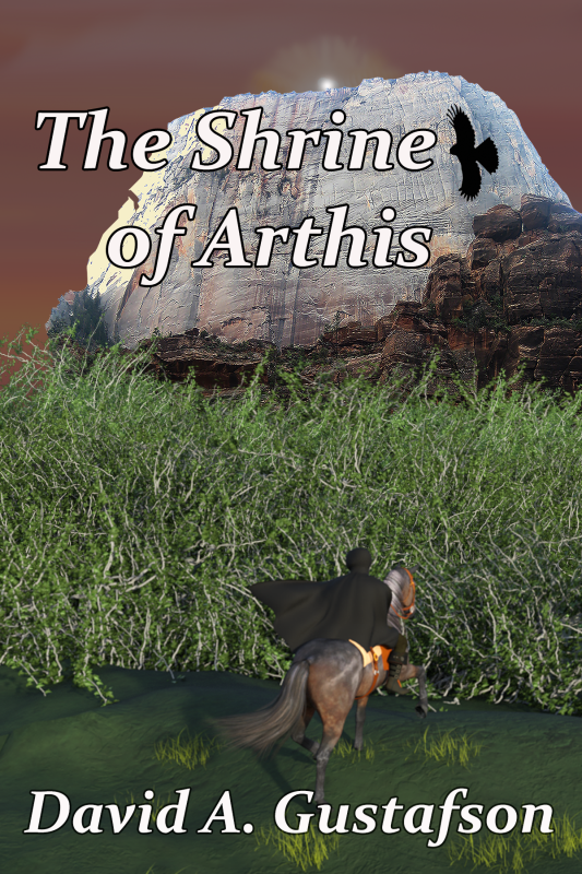 The Shrine of Arthis Paperback