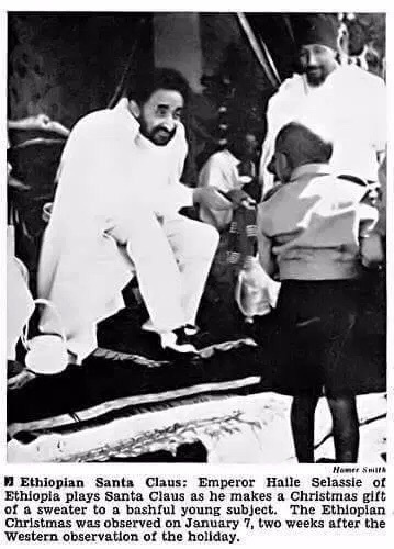 Christmas with His Imperial Majesty