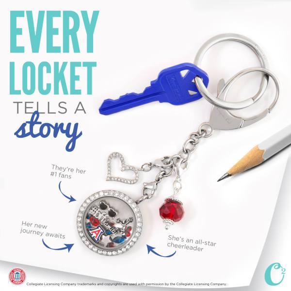 Bag Clip Keychain