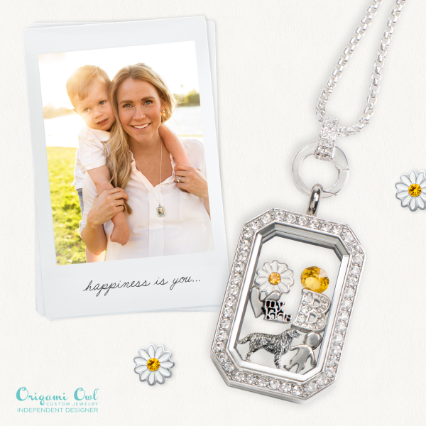 Mother's Day Heritage Locket