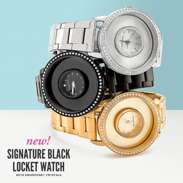 Stainless Steel Watch Lockets