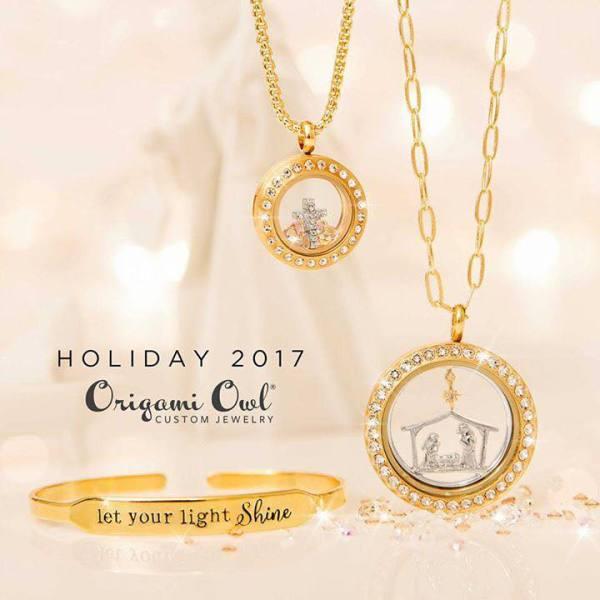 Gold Lockets Holiday looks