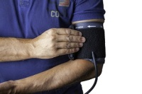 Image of blood pressure to represent personal care assistance.