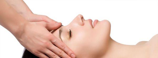 Craniosacral gentle pressure