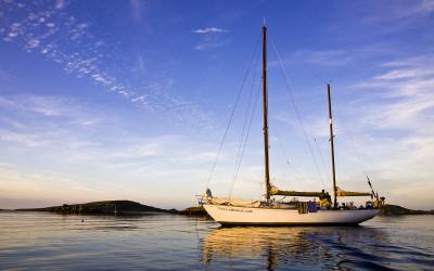 September of London Evening Sailing