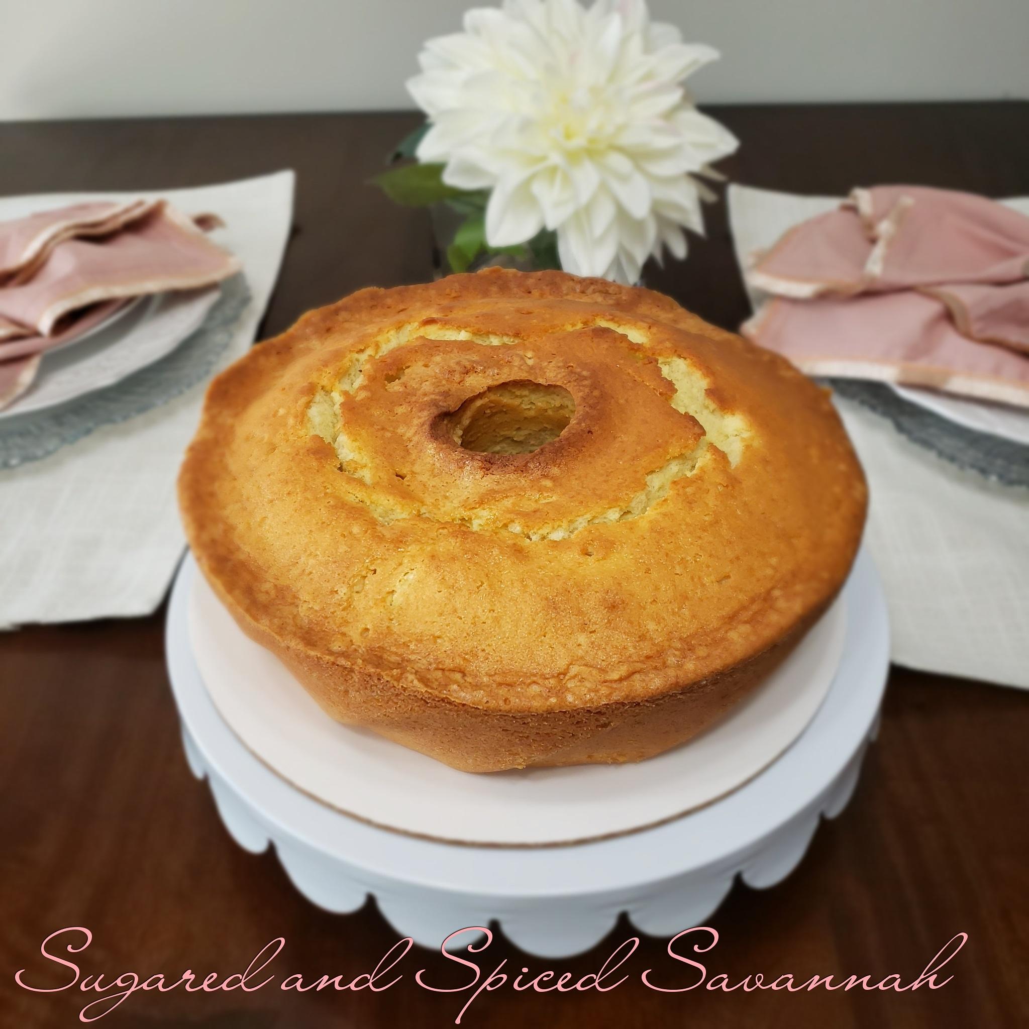 Sugared & Spiced Savannah
