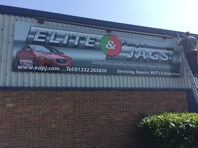 Commercial Unit Fascia Signs