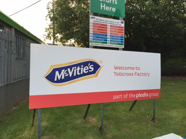 Post Sign and Site Signage