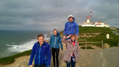 The most westerly (and windy?) point in Europe! Credit: Dave Schorah
